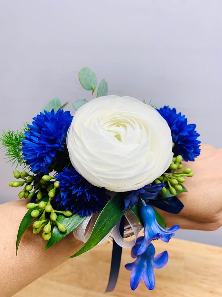 corsage, wedding, prom, homecoming