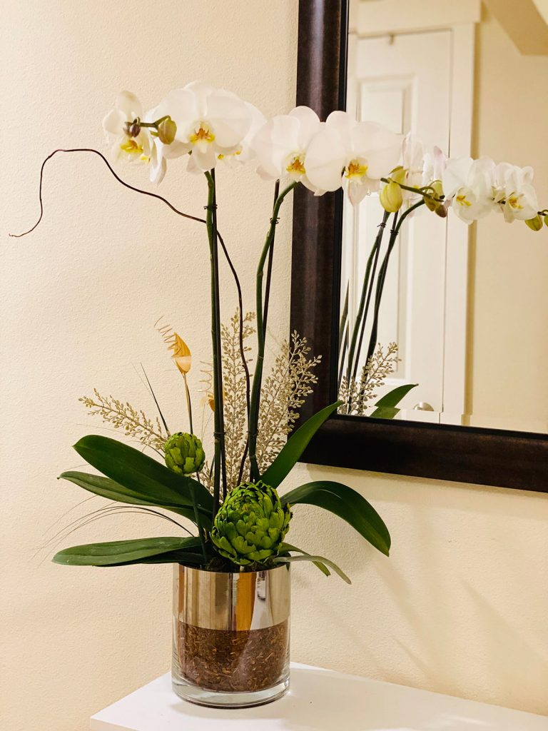 Orchid Arrangement [317]